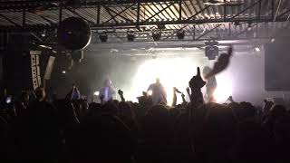 """Every time I Die """"Floater"""" and """"Ebolarama"""" live 11/27/18"""