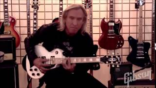 Joe Walsh Les Paul Set Up Full video