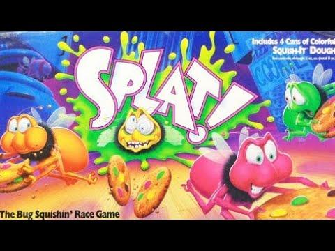 Splat board game review