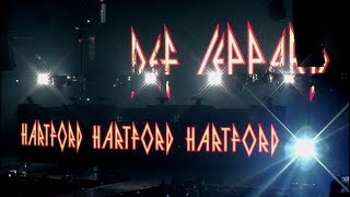 Def Leppard 5/21/18 - 1: Intro / Rocket (Satellite of Love) - Hartford, CT - Tour Opener