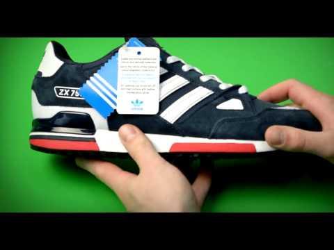 Обзор Adidas Originals ZX 750 от Sneakers Store
