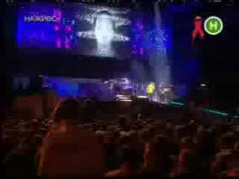 Queen+paul rodgers-radio ga ga(live in Kharkiv)