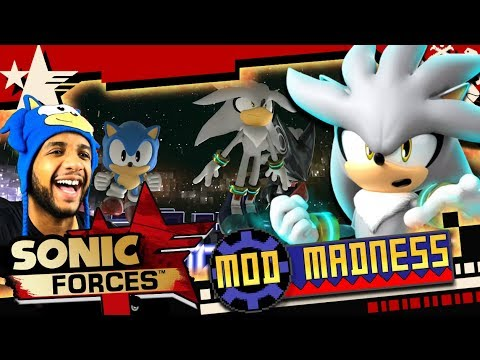 Sonic Generations Pc Silver Mod Its No Use 4k 60 Fps