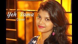 Yeh Sama | Lata Mangeshkar | Cover by Debalina Pal | Lazzy Studio
