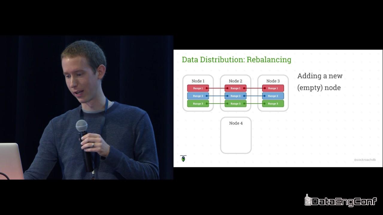 Building a Cloud-Native SQL Database [DataEngConf 2016]