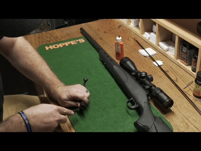 How to Clean: Remington 700