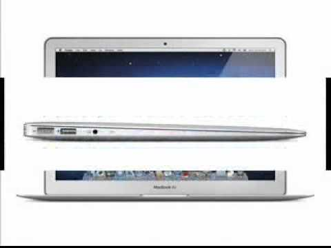 Apple MacBook Air MC969.flv