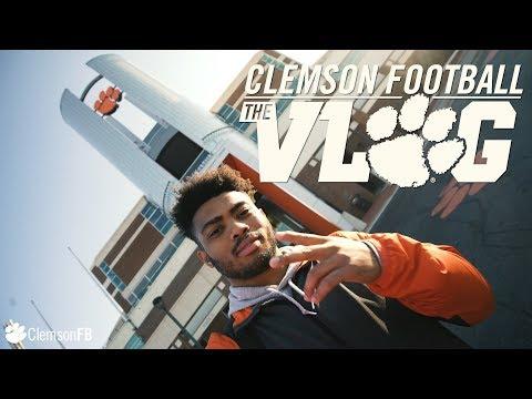 Clemson Football || The Vlog (Ep 14)