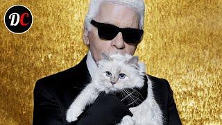 Karl Lagerfeld - czy kotka Choupette odziedziczy jego fortunę?