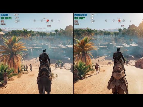 low fps with 1080ti and i5 8400 :: Assassin's Creed Origins General