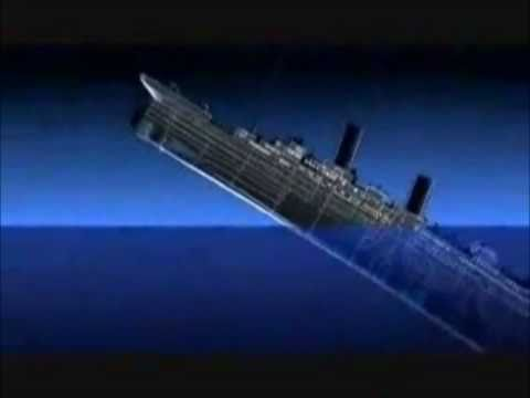 What Does Rms Mean >> Did the breakup begin at the bottom of the ship or the ...