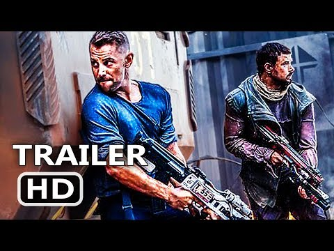 THE OSIRIS CHILD Trailer (2017) Sci Fi Movie HD