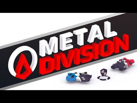 Metal Division - Gameplay Trailer thumbnail