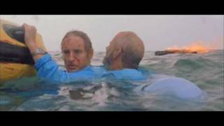 The life aquatic Owen Wilson (Ned) death Helicopter crash
