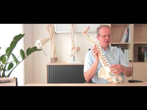Der Komplex der Öbungen bei der Osteochondrose der Wirbelsäule pojasnitschnogo