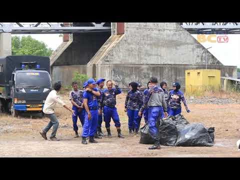 [REDAKSI] Bea Cukai Kalbagsel Peringati Hari Peduli Sampah Nasional