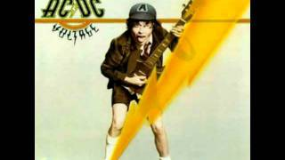 AC-DC - The Jack (with lyrics)