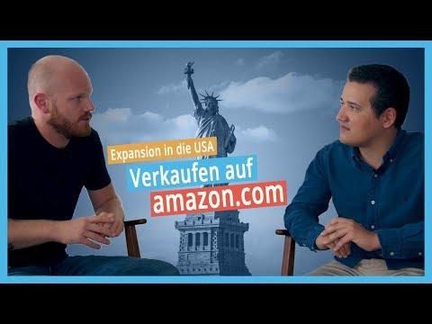 , title : 'Expansion in die USA - Verkaufen auf amazon.com'