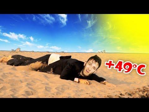 VÝLET DO POUŠTĚ = Super nápad!   Under the Sand