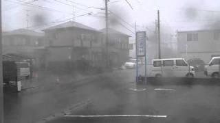 2011年9月21日台風15号