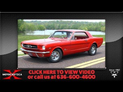 Video of '65 Mustang - PYOJ
