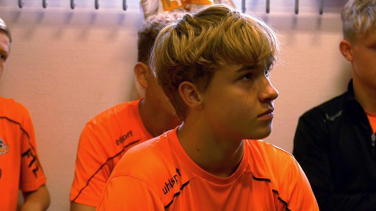 U16-drengene stortrives i FC Silkeborg