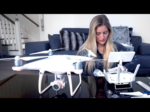 Phantom 4 Pro | Unboxing, review and drone backpack!