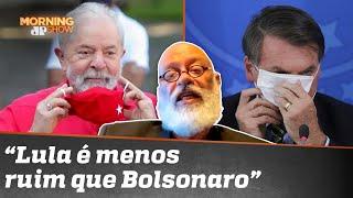 Pondé: Lula teria gerido melhor a pandemia que Bolsonaro | Morning Show