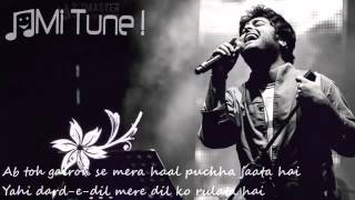Wafa Ne Bewafai Tera Suroor Arijit Singh Lyrical Full Video