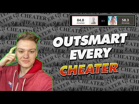 Online Chess Cheating Explained And Fixed