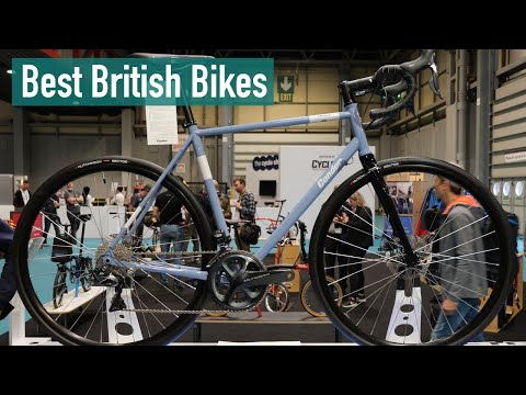 10 of the Best New British bikes - which is your fave?