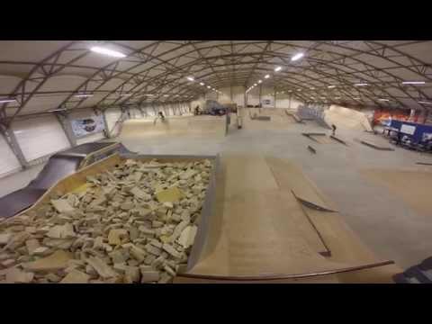 Flipside Skatepark, Norway