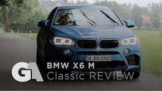 BMW X6 M Review on German Roads and Autobahn - Groschi Automotive Classic
