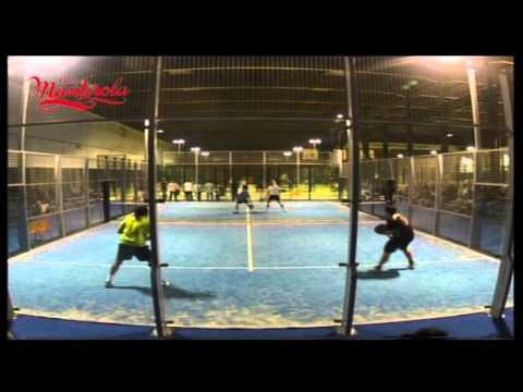 Casa Manterola - Semifinal 1: Lerga - Torres VS Santos - González