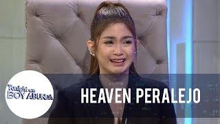 TWBA: Heaven reacts on bashers calling her names