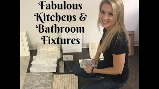 6 Steps To Picking Out Fabulous Kitchen & Bathroom Fixtures
