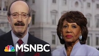 Maxine Waters: I Don't Choose To Honor President Trump At Joint Address | MSNBC thumbnail