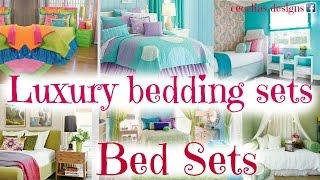 Luxury Bedding Sets- Bed Sets