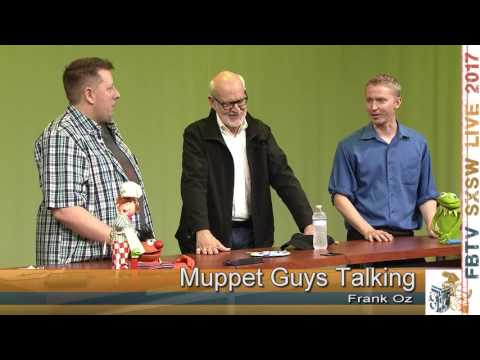 Frank OZ and Muppet Guys Talking - FBTV SXSW Live 2017