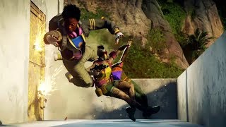 Just Cause 4 2018 Game Play with Commentry Part 3 Explosive Game Play massive Explosive Game Play Fa