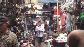 Pasar Poncol, Surganya Barang Loak Ibu Kota