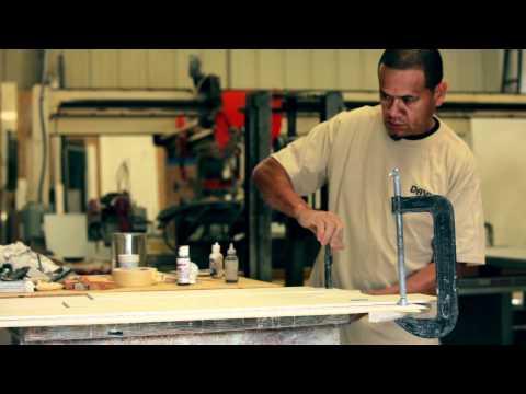 Fabricating Thin Porcelain Panel Countertops