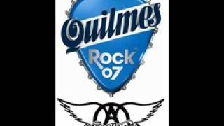 Baby please don't go Aerosmith Live Argentina 2007