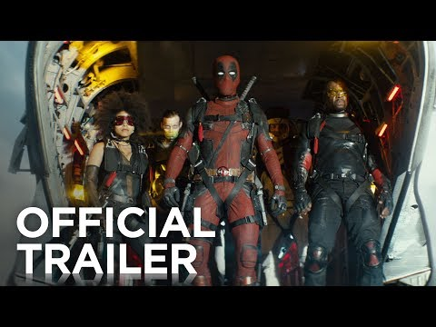 20th Century Fox estrena tráiler de 'Deadpool 2'