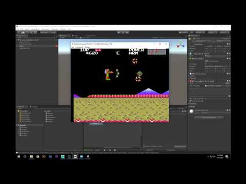 TransBot Project Diary 01 - Unity Game
