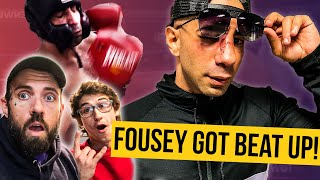 Fousey Got Beat Up! Analyzing What Went Wrong