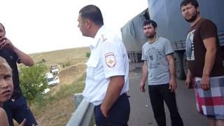 Страшные последствия ДТП ч.4 М4 ДОН 20.07.2017