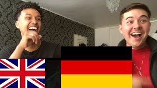 UK REACTION TO GERMAN RAPHIP HOP (Bonez MC, RAF Camora, Dardan, Gzuz, Maxwell)