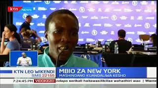 Wilson Kipsang na Godfrey Kamworor kuwakilisha Kenya katika mbio za New York