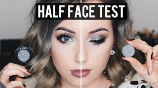 Affordable MAC EYESHADOW DUPES   Half Face Test!